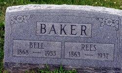 Ella Bell <i>Groseclose</i> Baker