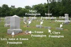 Mary <i>Pennington</i> Davis