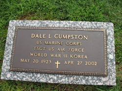 Dale L Cumpston