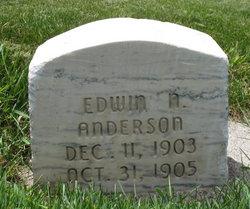 Edwin Nephi Anderson