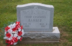Tyler Casanova Barber
