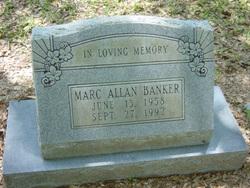 Marc Allan Banker