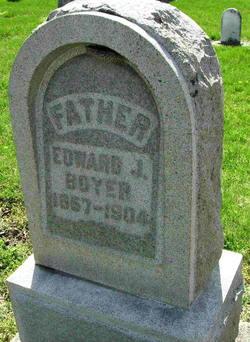 Edward James Boyer