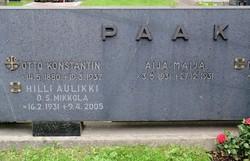 Otto Konstantin Paakkala