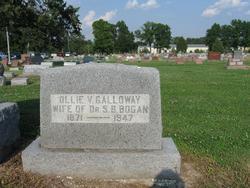 Ollie Victoria <i>Galloway</i> Bogan
