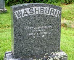 Harry Washburn