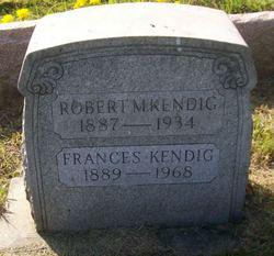 Robert M Kendig