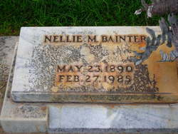 Nellie May Nell <i>Brown</i> Bainter