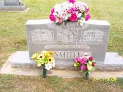 Mary Magdalene <i>Allman</i> Smith