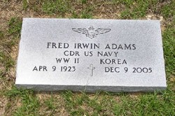 Fred Irwin Adams