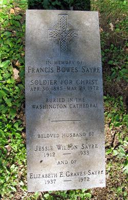 Francis Bowes Sayre, Sr