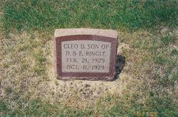 Cleo D Ringle