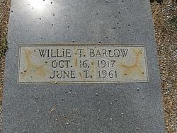 Willie T. Barlow