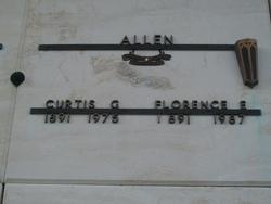 Florence E Allen