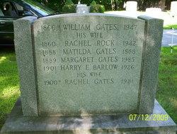 Rachel <i>Gates</i> Barlow