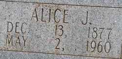 Alice J. Williamson