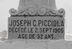 Joseph C Picciola