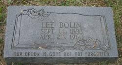 Lee Bolin