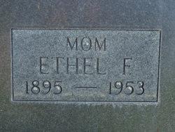 Ethel F. <i>Burton</i> Blackard