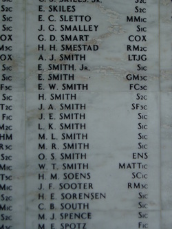 Lieut Albert Joseph Smith