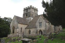 Holy Cross Churchyard