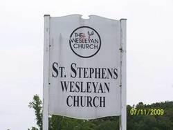 Saint Stephens Wesleyan Church Cemetery