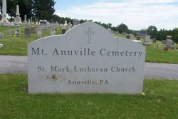 Mount Annville Cemetery