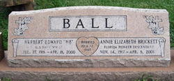 Herbert E Ball