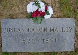 Duncan Calvin Malloy