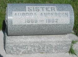 Aurora Anderson
