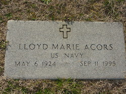 Lloyd Marie Acors