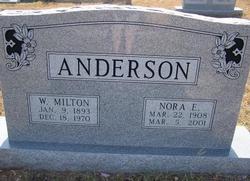 Nora E. Anderson
