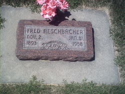 Fredric 'Fred' Aeschbacher