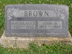 John Nevin Brown