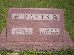 Anna L. <i>Roberts</i> Davis
