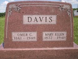 Mary Ellen <i>Webb</i> Davis