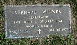 Vernard Francis Winner