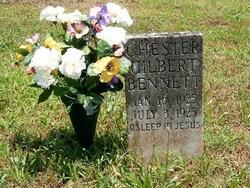 Chester Gilbert Bennett