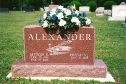 Myron Elwood Alexander