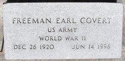 Freeman Earl Covert