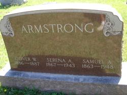 Serena Ann <i>Woten</i> Armstrong