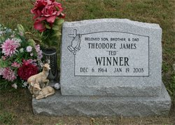 Theodore James Winner