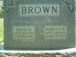 David Henry Brown