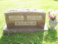 John Willis Warner