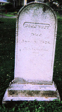 John Yost