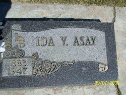 Ida Victoria <i>Hatch</i> Asay