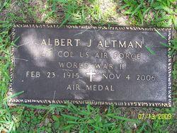 Albert James Red Altman