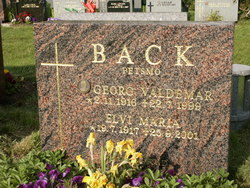 Georg Valdermar Back
