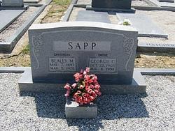 Bealey McKinley Sapp