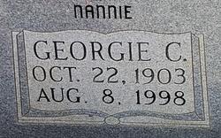 Georgie L. <i>Collins</i> Sapp